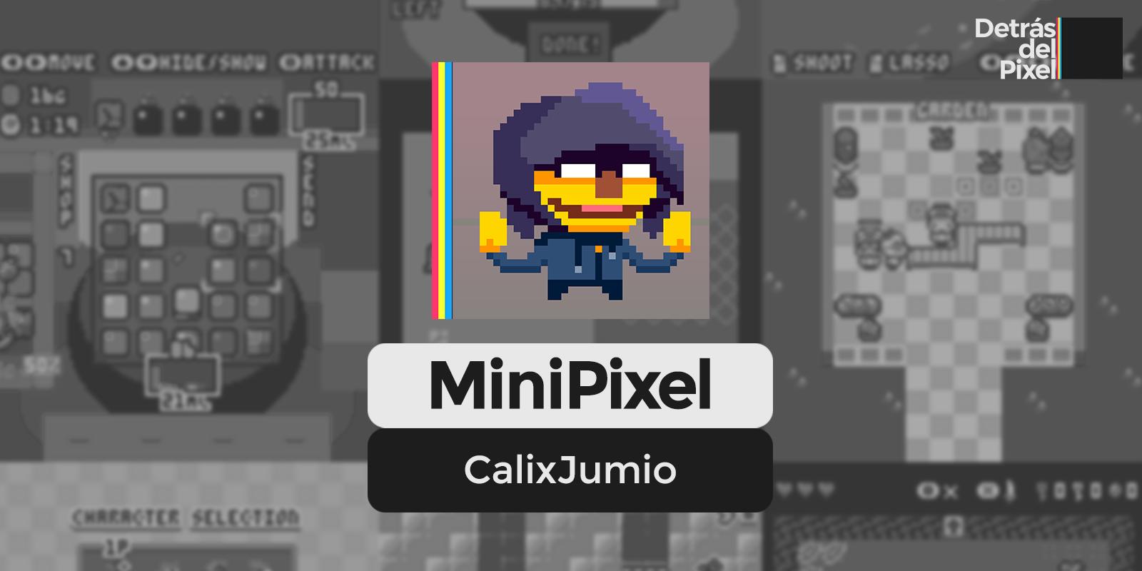 Minipixel: Calixjumio
