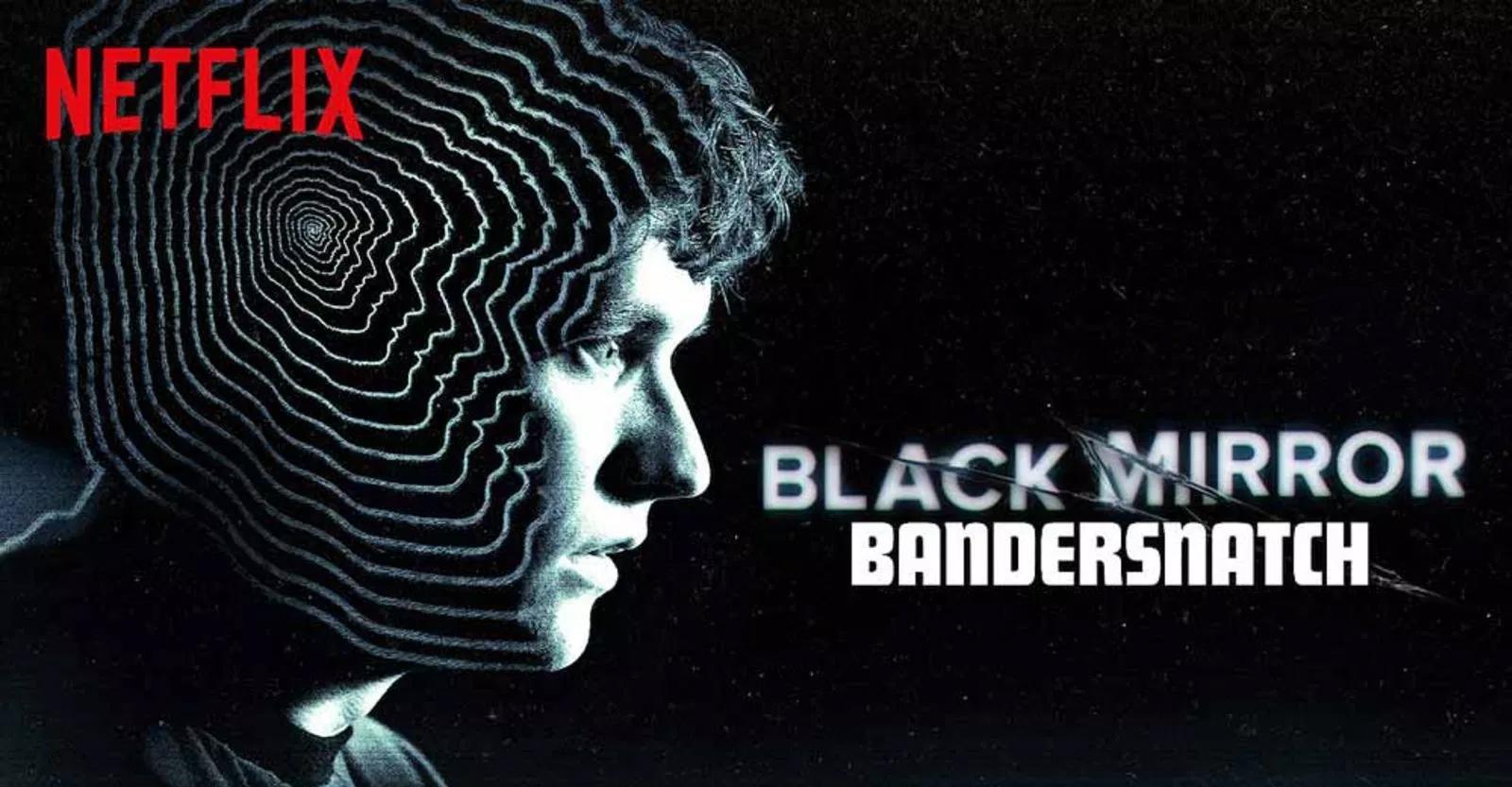 Bandersnatch, la apertura de Netflix al mercado multimedia