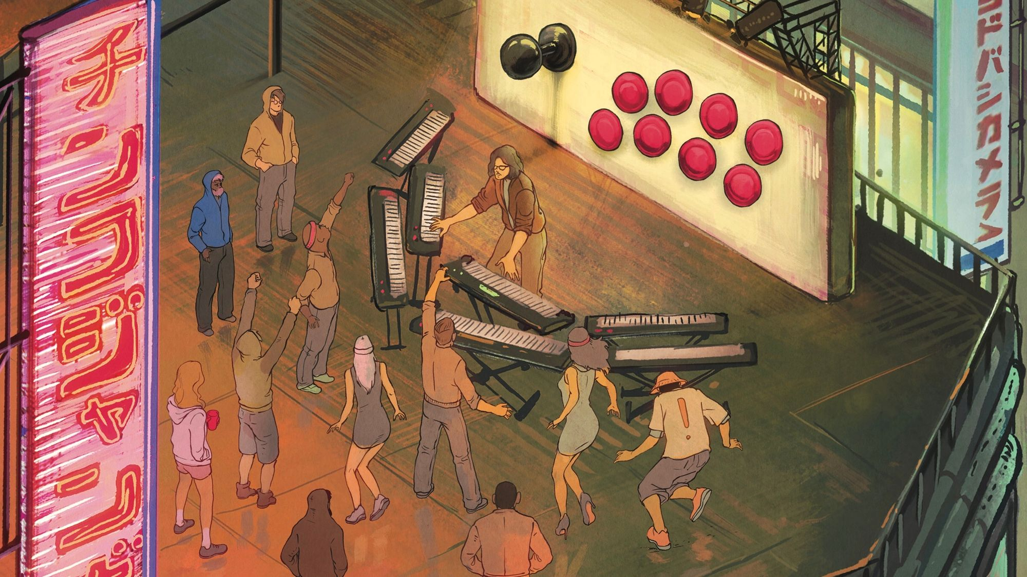Diggin' in the carts: el origen de la música de videojuegos