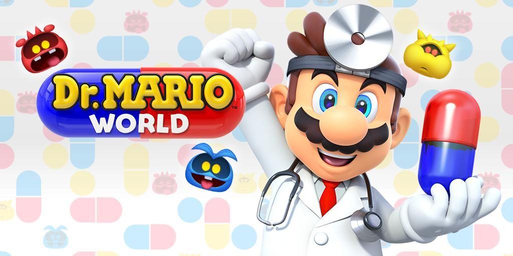 Dr. Mario World: el mejor producto de Nintendo para móviles