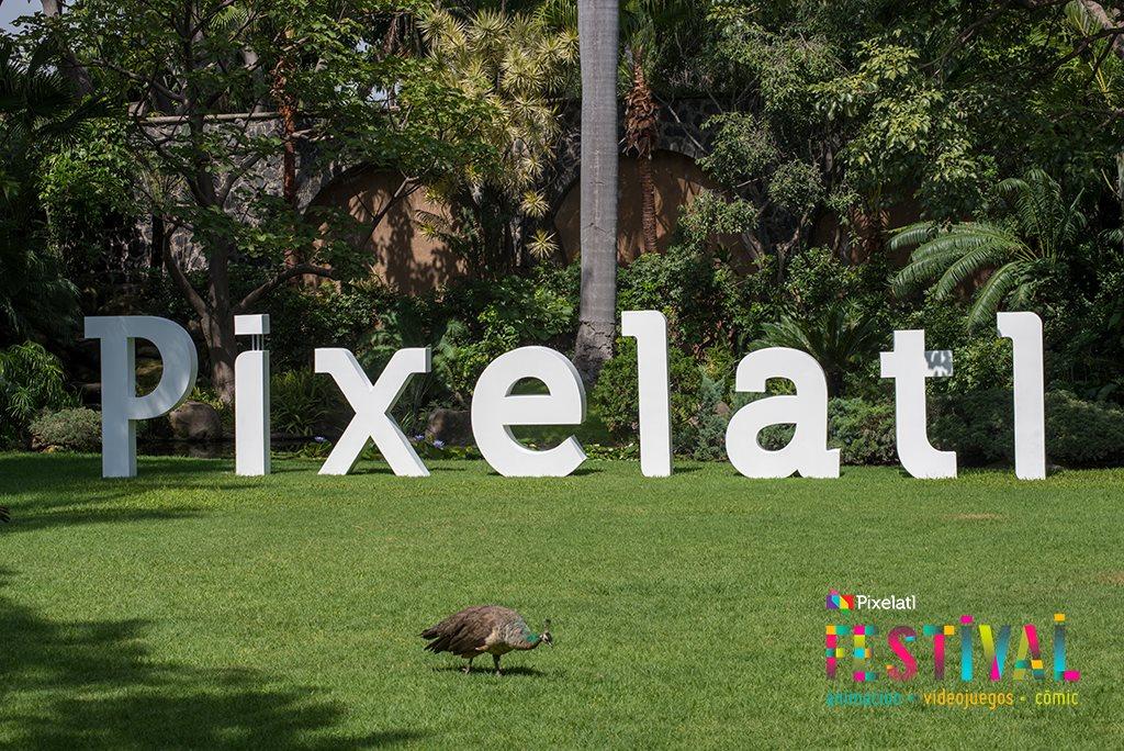 Pixelatl 2018, El Festival